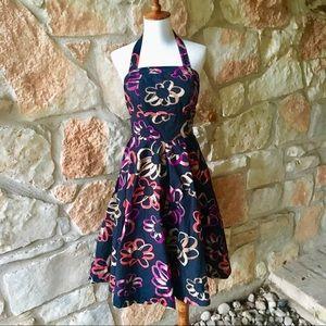 Anthropologie Girls From Savoy Rodna Pinup Dress